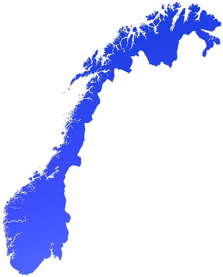 graphic regarding Printable Map of Norway identified as In excess of - With regards to the Map of Norway Net