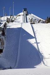 Midtstubakken ski jump, Oslo, Norway